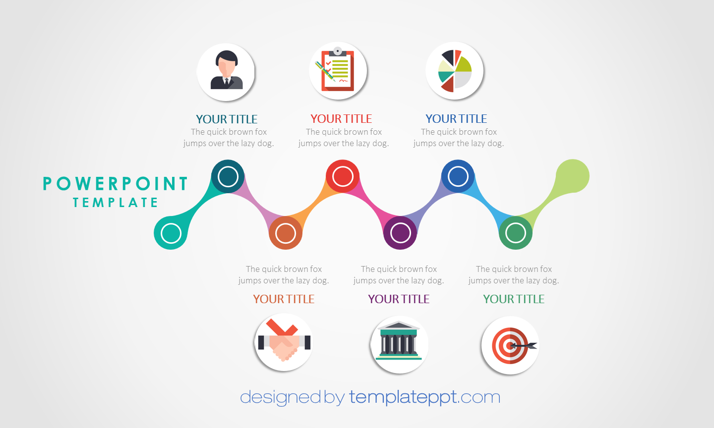 Powerpoint Presentation Templates | Deck Design | วอลเปเปอร์