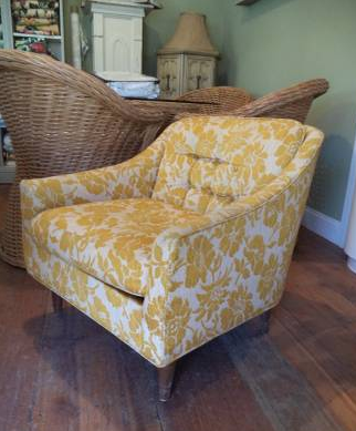 Nice Low Backed Arm Chair Selig Of Monroe 195 Http Newyork Craigslist Org Fct Fuo 4672837871 Html Warm Wood Armchair Mid Century Modern Style