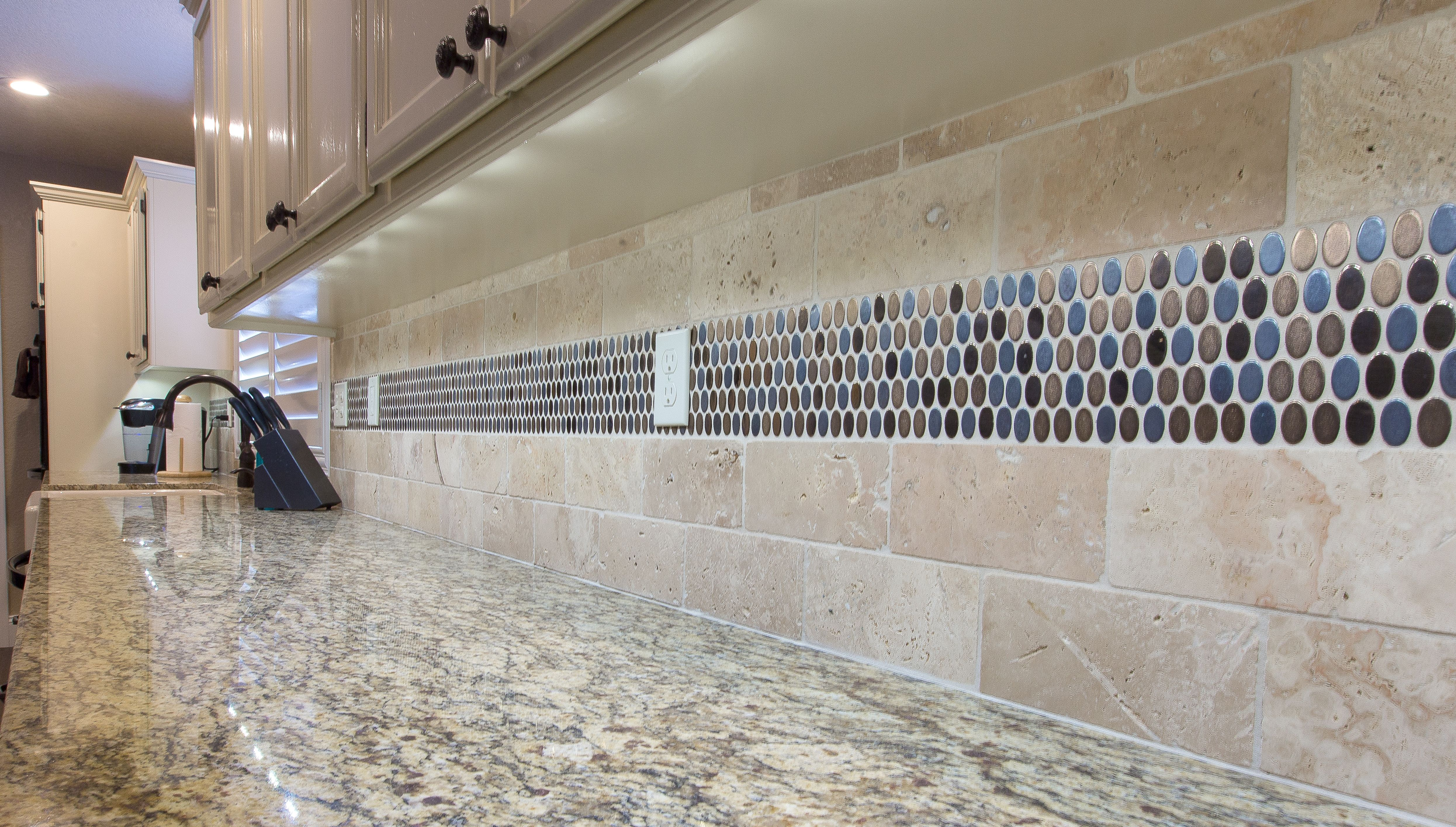 Stunning emser tile for home decoration ideas amazing granite stunning emser tile for home decoration ideas amazing granite countertop with subway tile and hexagon dailygadgetfo Gallery