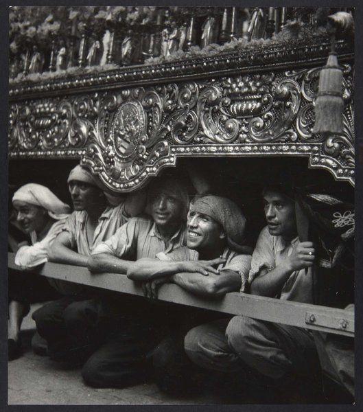 Smith versus Brassaï: dos visiones de España
