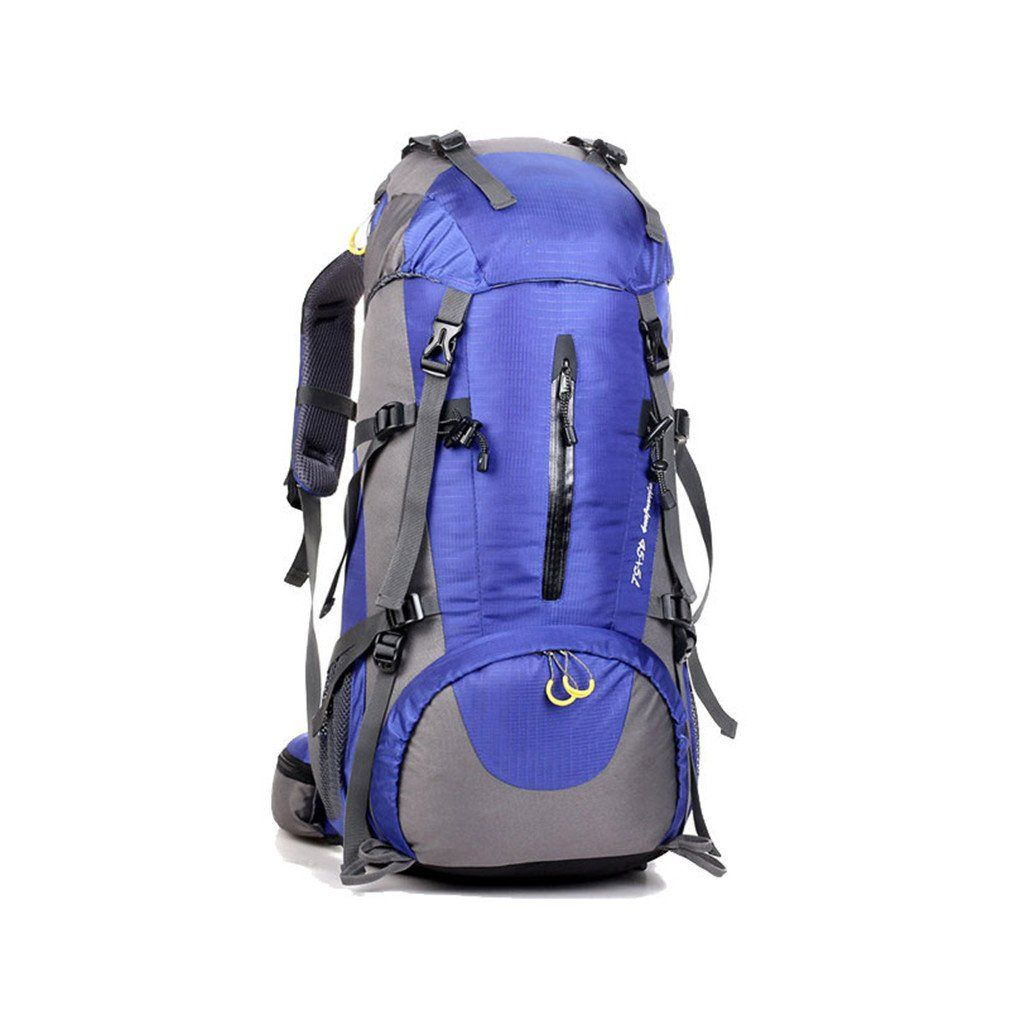 10797f2d093f KEXKL Waterproof Travel Hiking Backpack 50L Sports Bag For Women Men ...