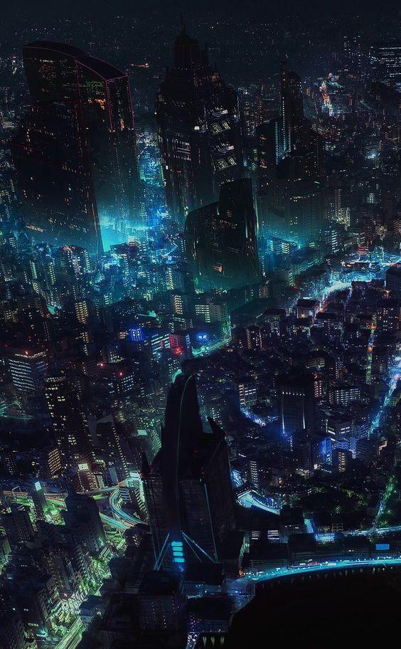 Metropolis of Tomorrow: