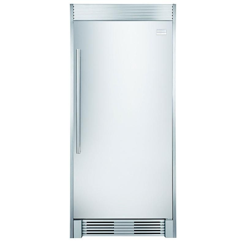Kenmore 22 cu. ft. Single Door Bottom Freezer Stainless