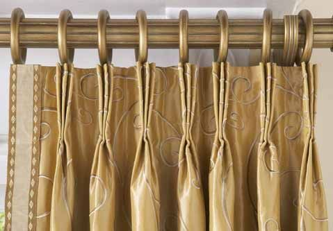 French Pleat Pinch Pleat 3 Finger Pleat Call It What You Like But A Traditional Drapery Pleat Pinch Pleat Draperies Pinch Pleat Curtains Pinch Pleat Drape