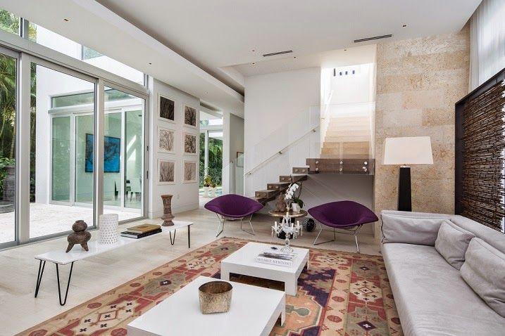 Pin de arquitectura y dise o arquitexs magazine en salas - Diseno y arquitectura de interiores ...
