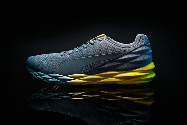 PUMAgility on Behance (con imágenes) | Diseños de zapatos