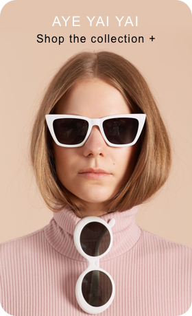 Image of a Pin being created containing a photo of person wearing sunglasses