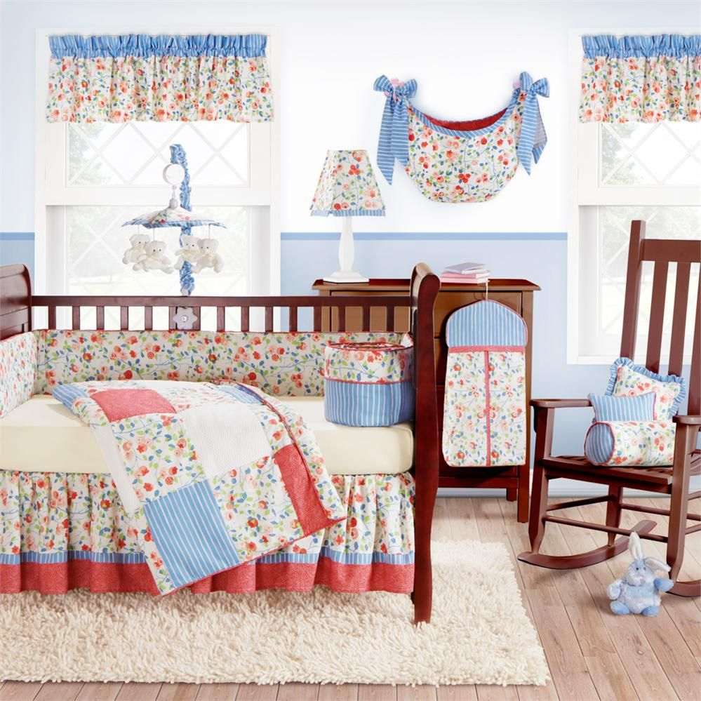 Fl Baby Bedding Isabella By Banana Fish