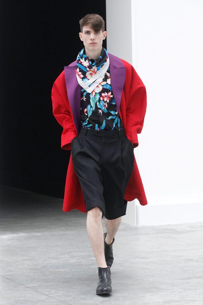 Balenciaga Spring 2013 Menswear - Collection - Gallery - Style.com
