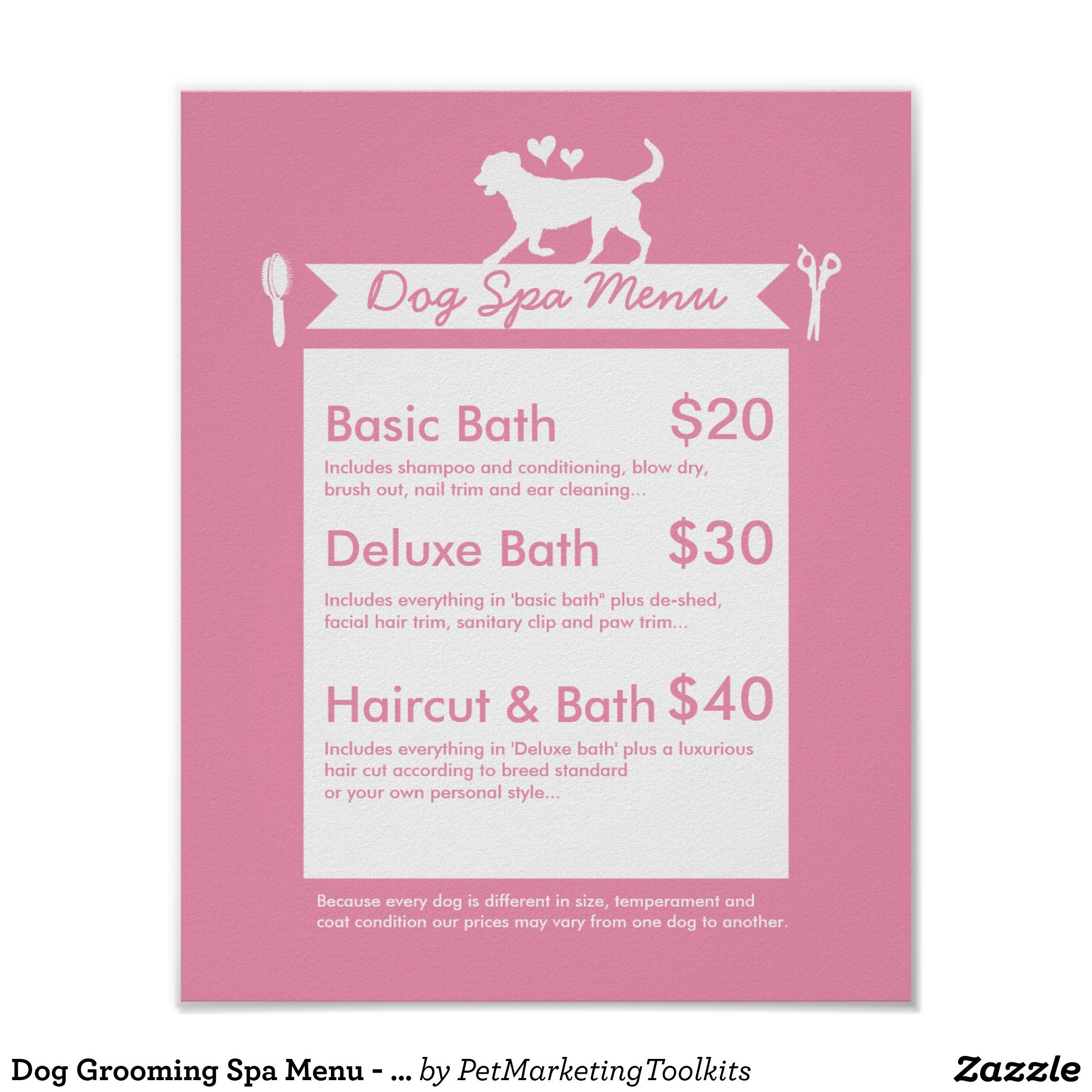 Dog Grooming Business Card Loyalty Card | Loyalty cards, Business ...