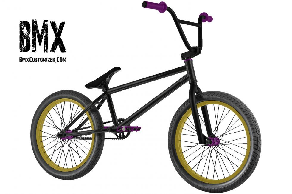 Bmx Customizer Bmx Color Designer Customize Your Own Bmx Bike Online Virtual Bike Painting App Bmx Bikes Bmx Bmx Bike Parts