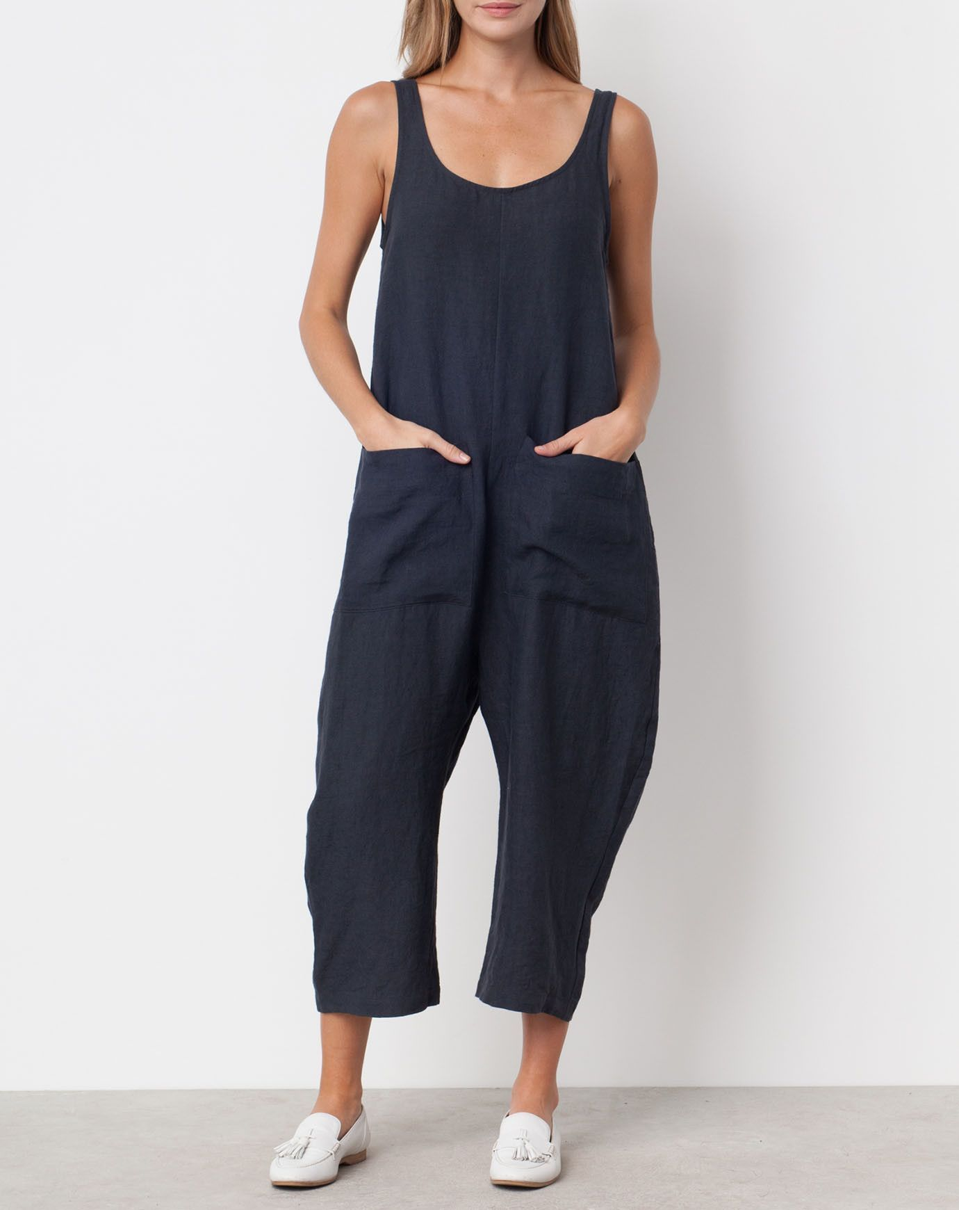 Free shipping and returns on Linen Jumpsuits & Rompers at oldsmobileclub.ga