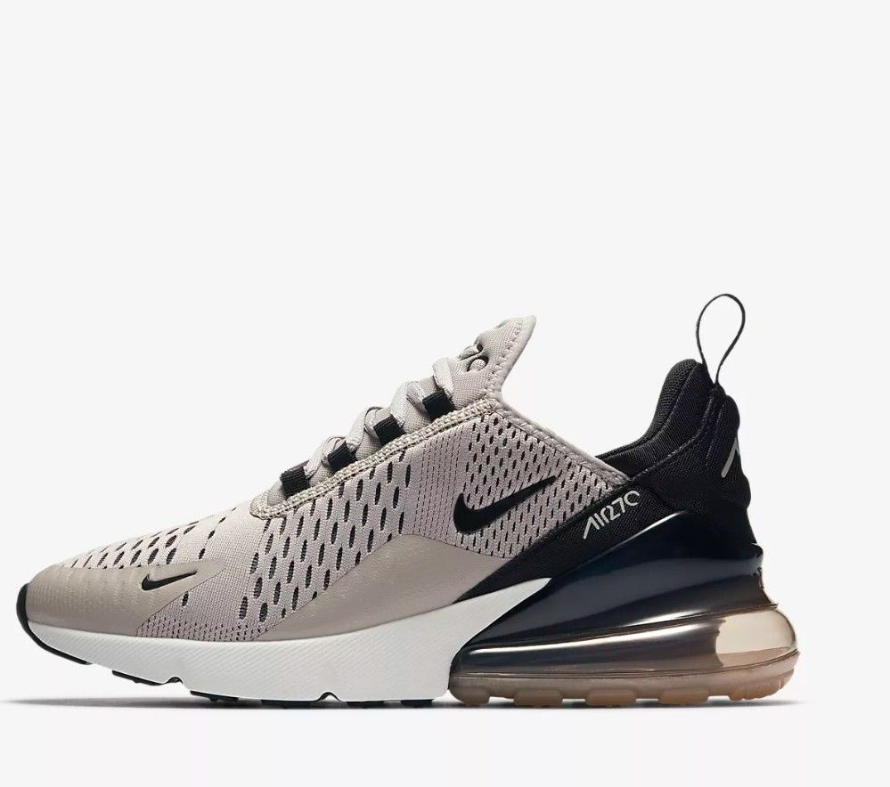 NIKE WOMEN'S AIR Max 270 Moon Particle Sepia Stone AH6789