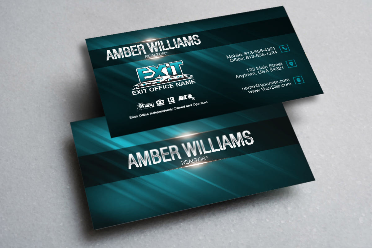You Won T Find Better Business Cards For Exit Realty Realtor Exitrealty Realestate Realtors Realty Exit Realty Cool Business Cards Business Cards Online