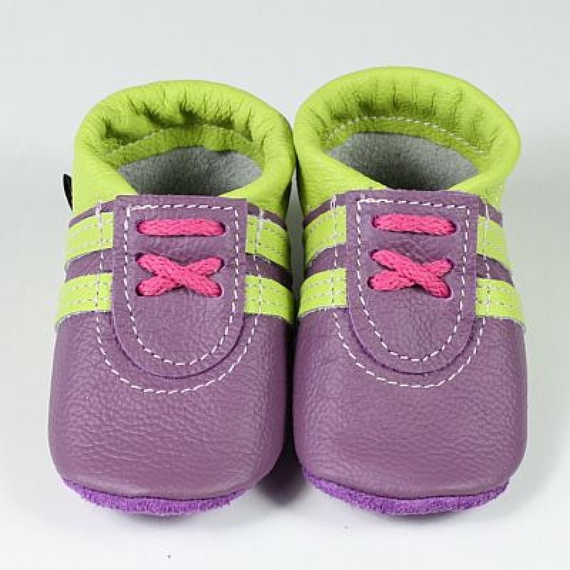 premium selection 30b5a 634cf Krabbelschuhe Sneaker in lemon-hyazinth | Babyschuhe ...