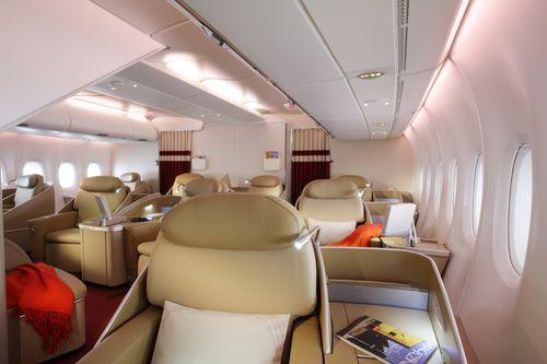 Air France La Premiere Cabin Air Canada Business Class Ain T Got