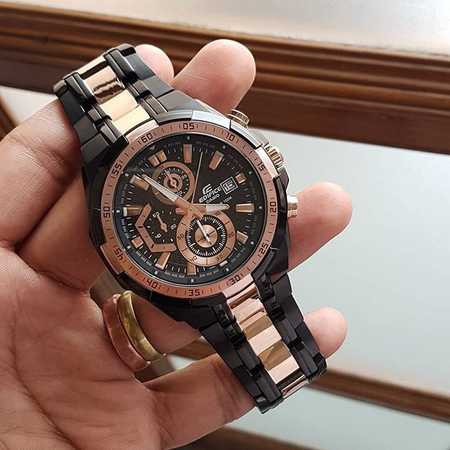 779e2a7c338e REPOST!!!   Casio Edifice   For Men   Originals   EFR 539BKG ...