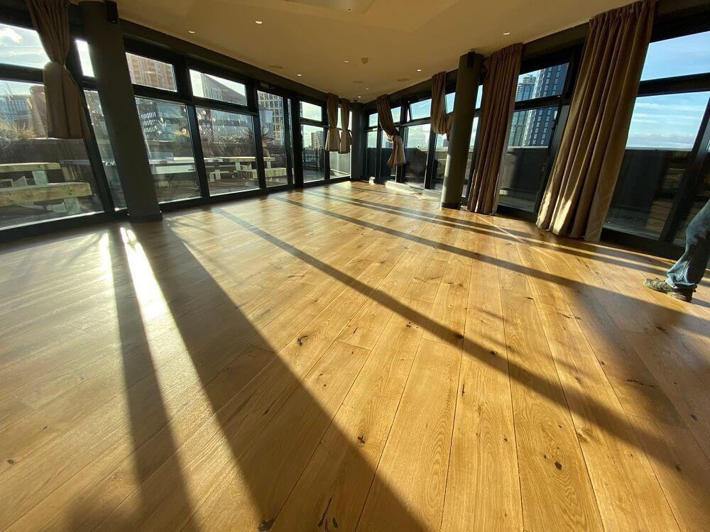 Floor and stairs sanding gallery floor sanding