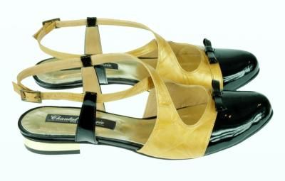 Sandaly Damskie Chantal Marie 2626 1 Roz 41 4217248921 Oficjalne Archiwum Allegro Chantal Shoes Sandals