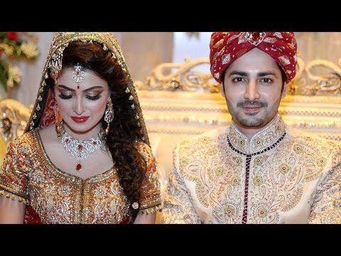 Mehndi Bride Entrance S : Ayeza khan danish taimoor mehndi entrance dance youtube