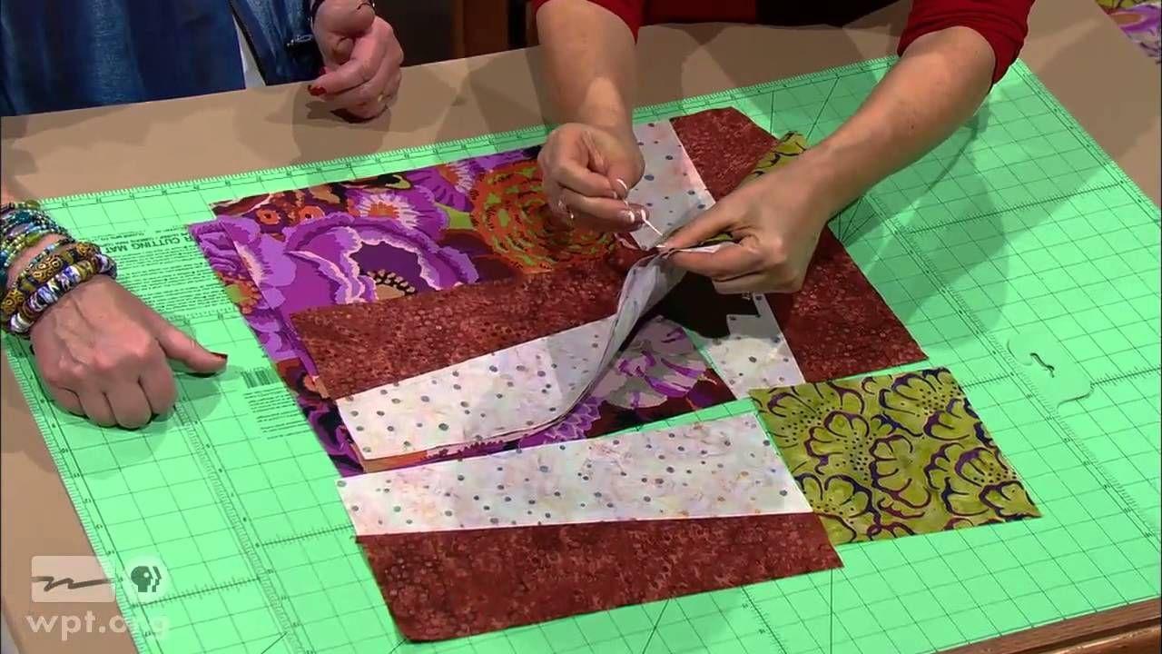 Sew Big Quilt Blocks (Part 2 of 2) - SEWING WITH NANCY   Tutorials ... : sew big quilt blocks - Adamdwight.com