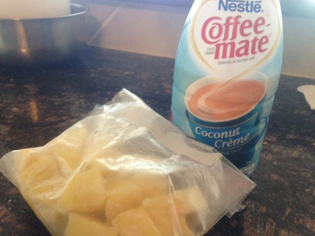 2-Ingredient No-Churn PINA COLADA ICE CREAM * Fresh Pineapple ~ Coconut * LACTOS… 2-Ingredient No-Churn PINA COLADA ICE CREAM * Fresh Pineapple ~ Coconut * LACTOS... -