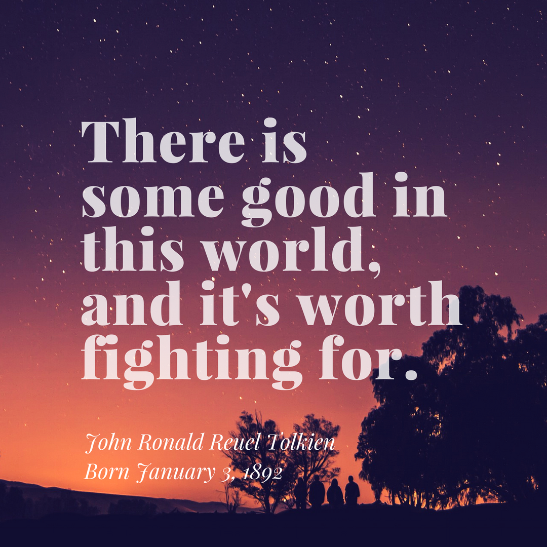 Quote By Tolkein Best Known For His Classic Works Of High Fantasy The Hobbit The Lord Of The Rings And The Silmarillion Goodreads Quotes Quotes Trend Word