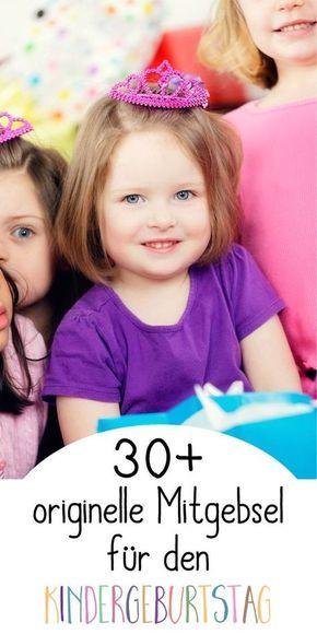 Photo of Mitgebsel für den Kindergeburtstag: Ideen und Inspiration | familie.de
