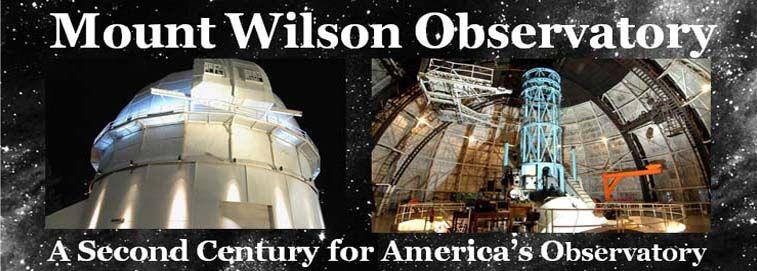 Mount Wilson Observatory Observatory Mount Wilson School Field Trip