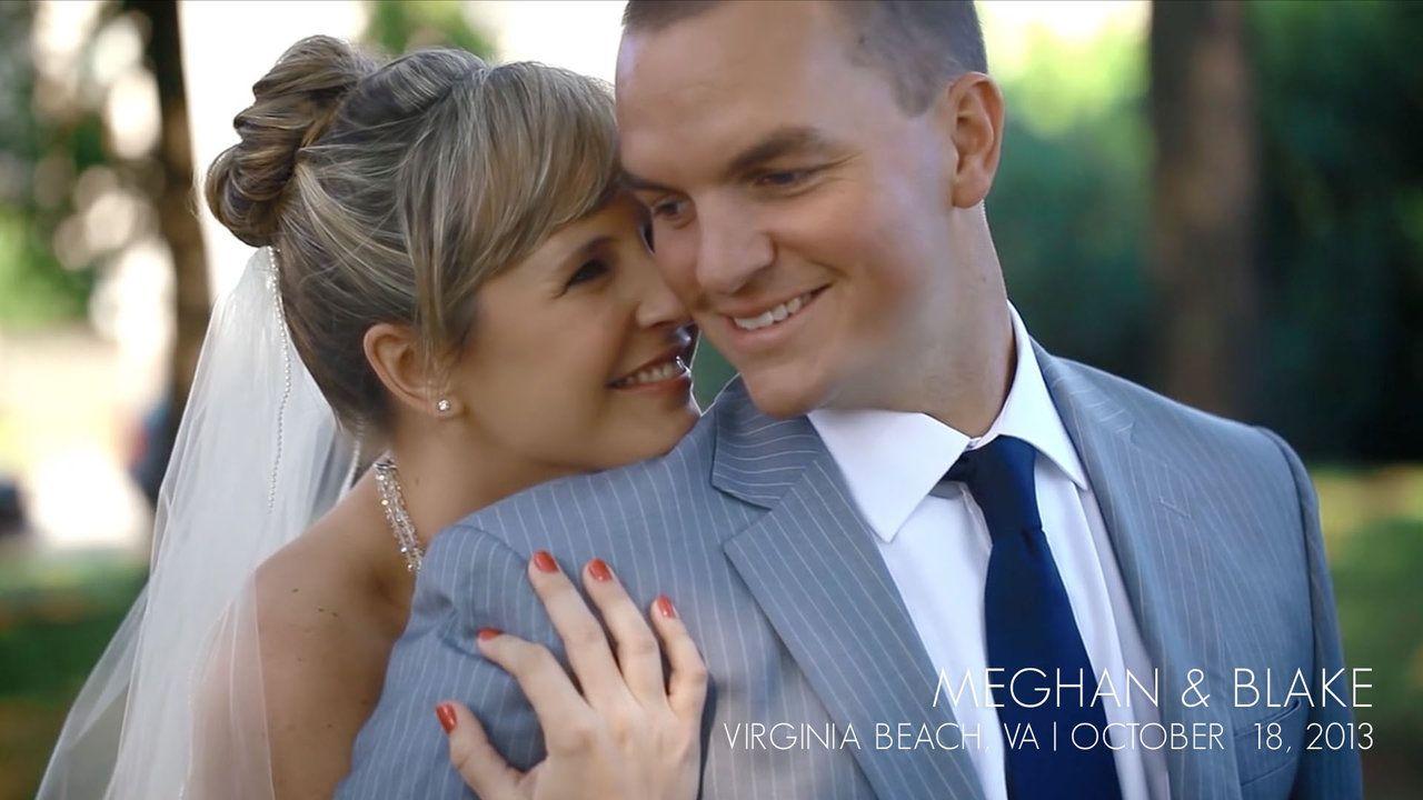 Wedding venues in virginia beach va  Meghan u Blake  Wedding Film  Love Story Film  Virginia Beach VA