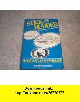 Stick And Rudder Wolfgang Langewiesche Pdf