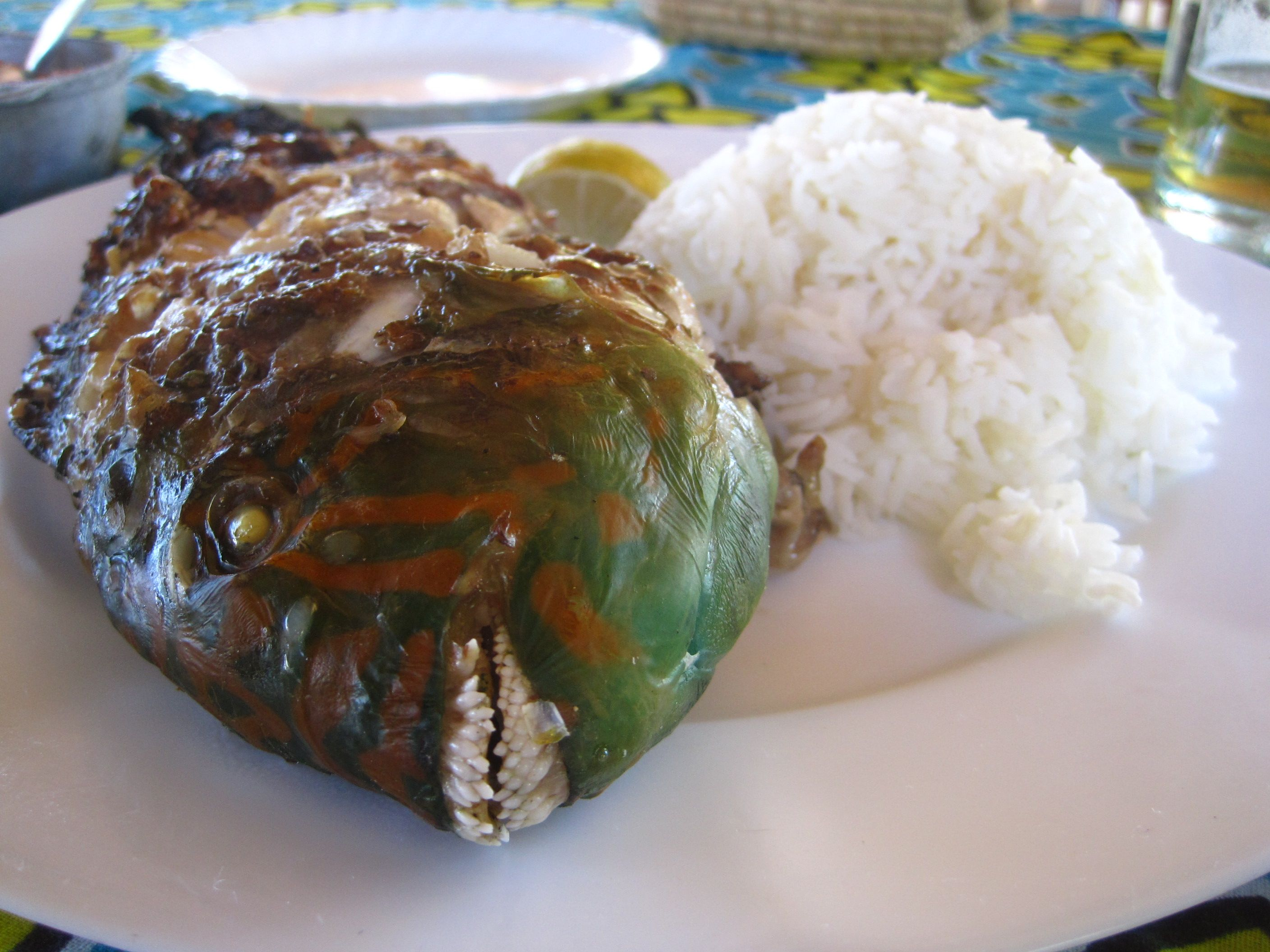 Ina Chicken Madagascar Traditional Food The Foods That I Love