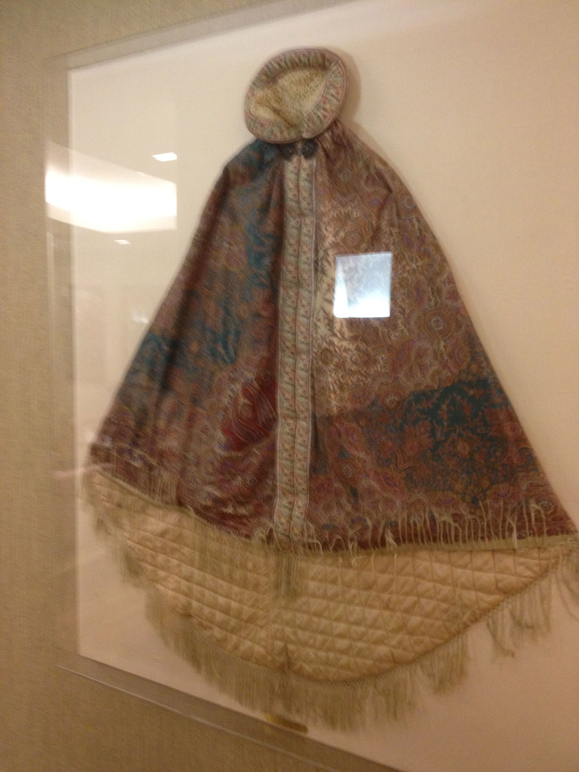 Paisley cape from1800's