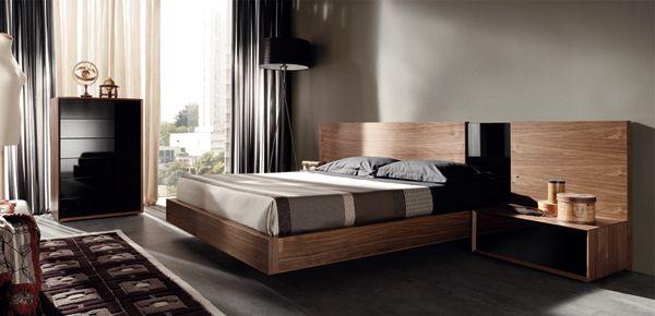 Dormitorio matrimonio: Nuit 15 cabezal balma de Mobenia | Decoración ...