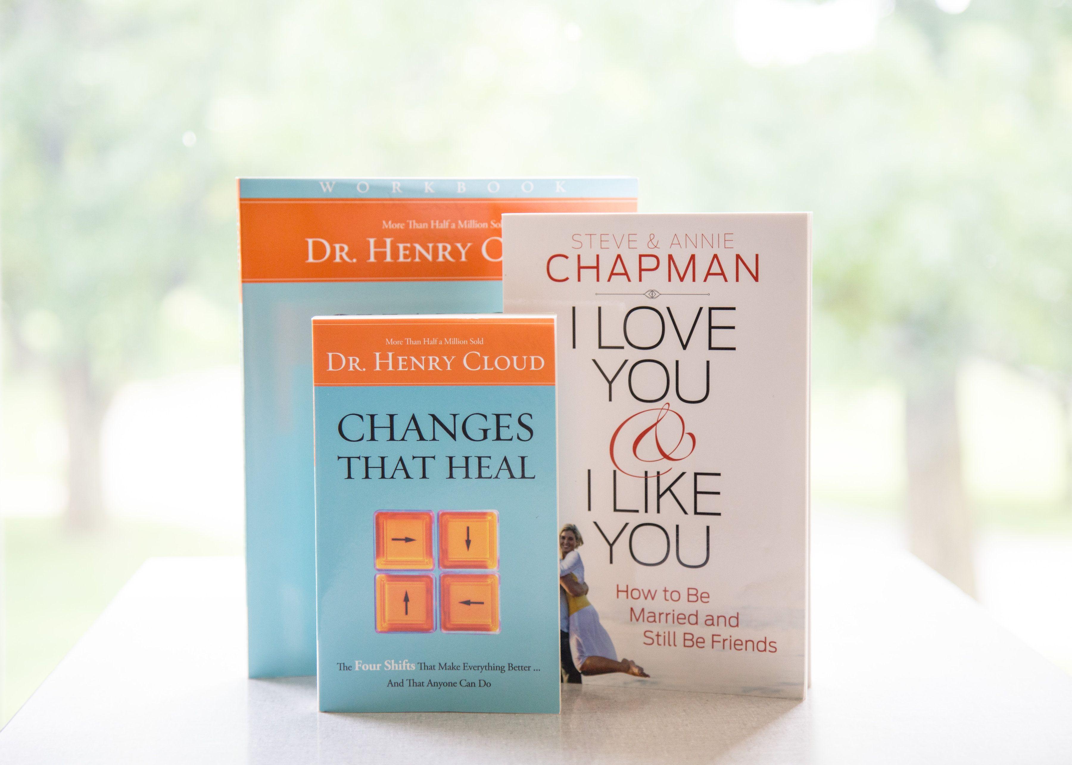 Cornerstone Vision Counseling-Parenting book set **Starting Bid ...