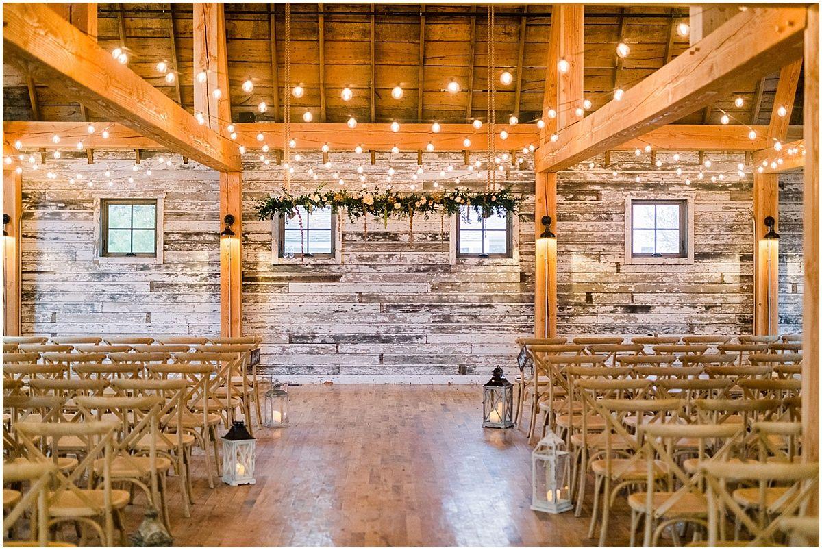 Gathered Oaks Barn Wedding Minnesota Barn Wedding ...