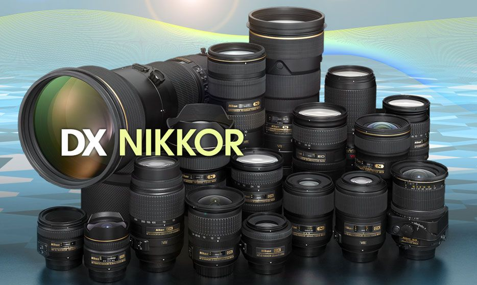nikon dx lenses comparison