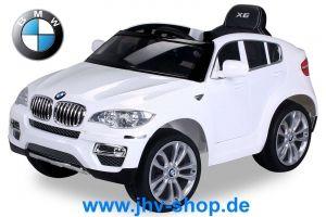 Quad, Buggy, Bikes, Trikes,Kinderquadbahn,  Eventartikel und mehr - Lizenzierter BMW X6 mit 2 x 45 Watt Motor
