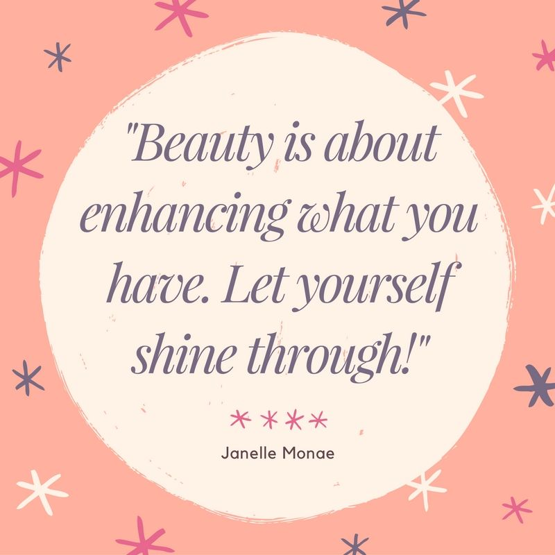 Hey beautiful! Let yourself shine through!  http://www.sagestonebotanicals.com/