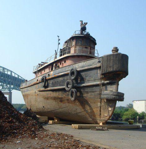 Old Tugboats Sea And Shore Tug Boats Boat Ship