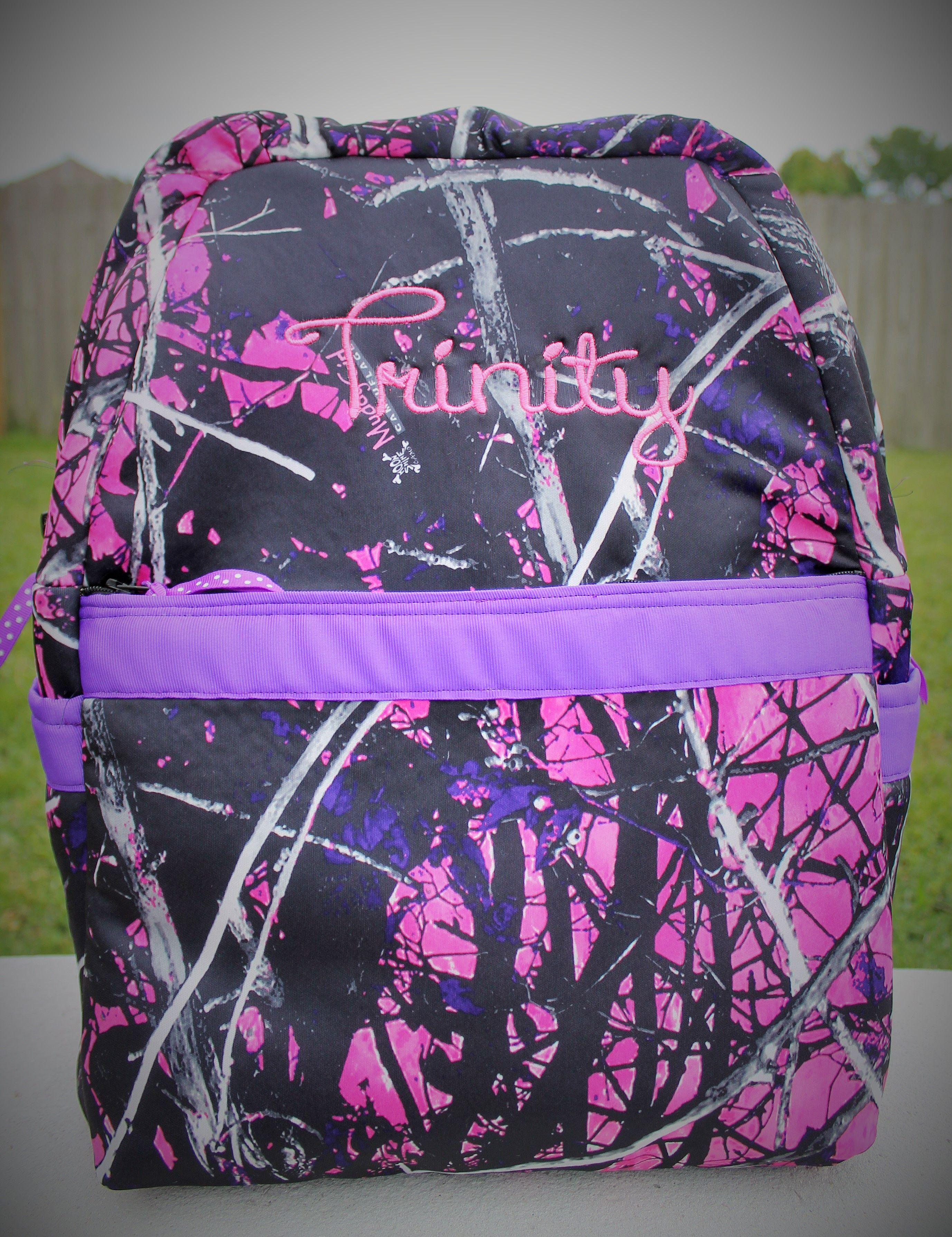 4c513a0ada Muddy Girl Camo Diaper Bag Backpack
