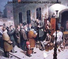Heemskerk Lexicon Hollandse Schilderkunst, Schilders en Veilingopbrengsten op CD-rom