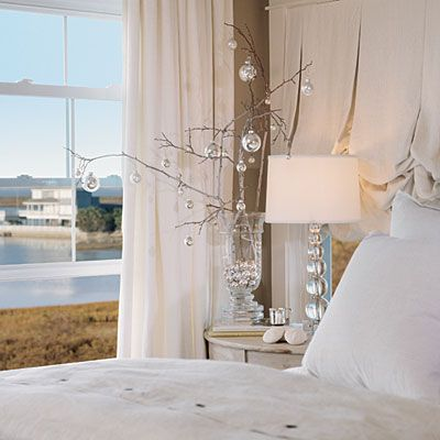 25 Days Of Holiday Decorating. Christmas BedroomCoastal ... Part 73