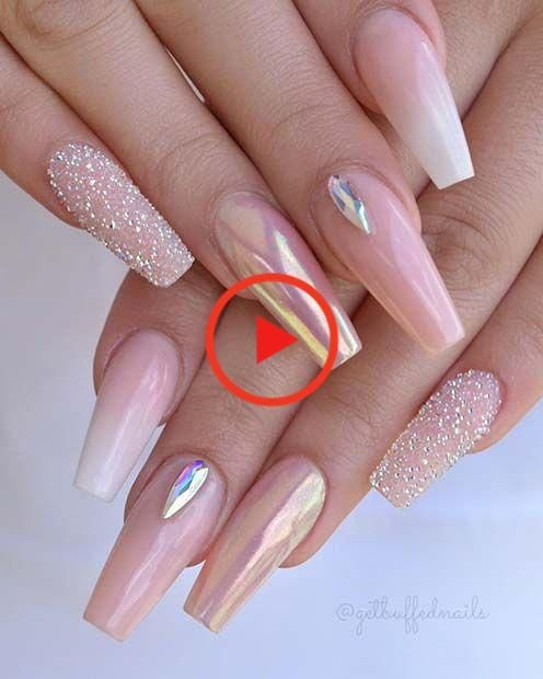 Pin On Red Nails