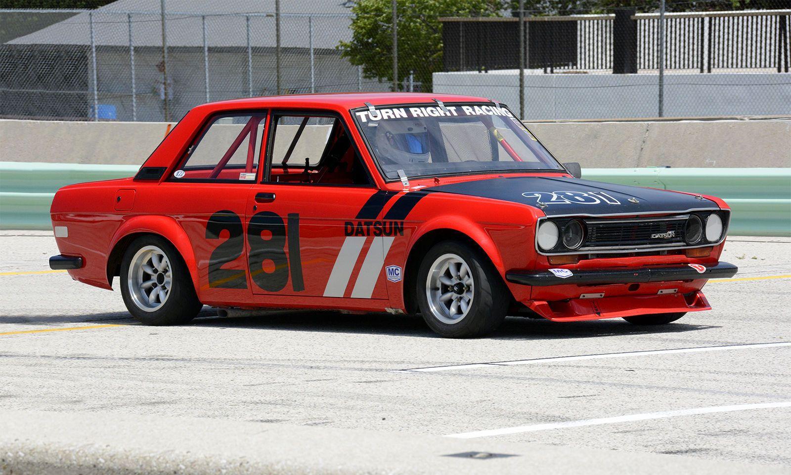 Datsun 510 Race Car | Classic Cars | Pinterest | Datsun 510 ...