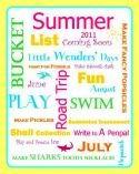 bored jar/summer bucket list ideas