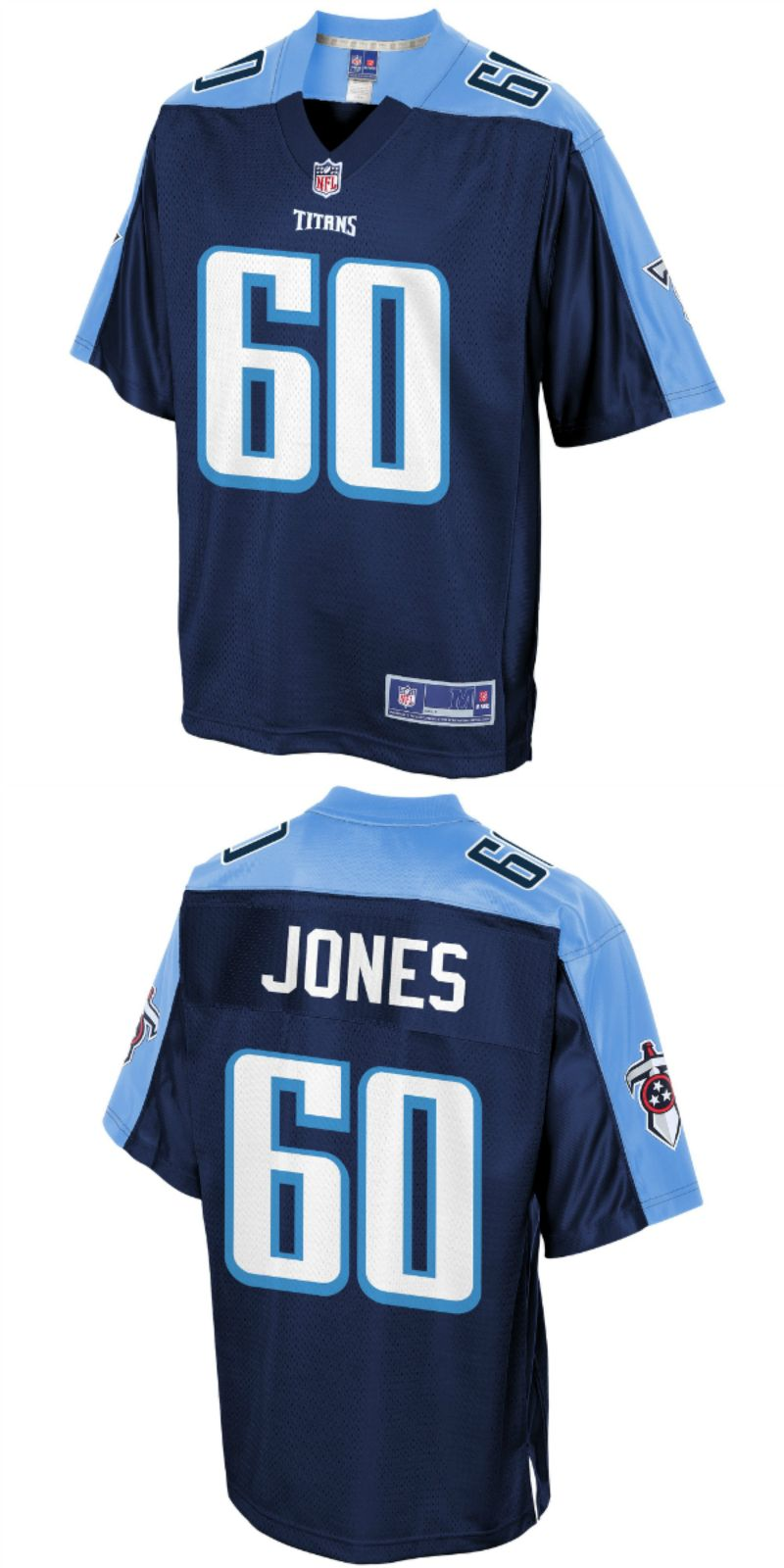 hot sale online 8607a 8c8fd UP TO 70% OFF. Ben Jones Tennessee Titans NFL Pro Line ...