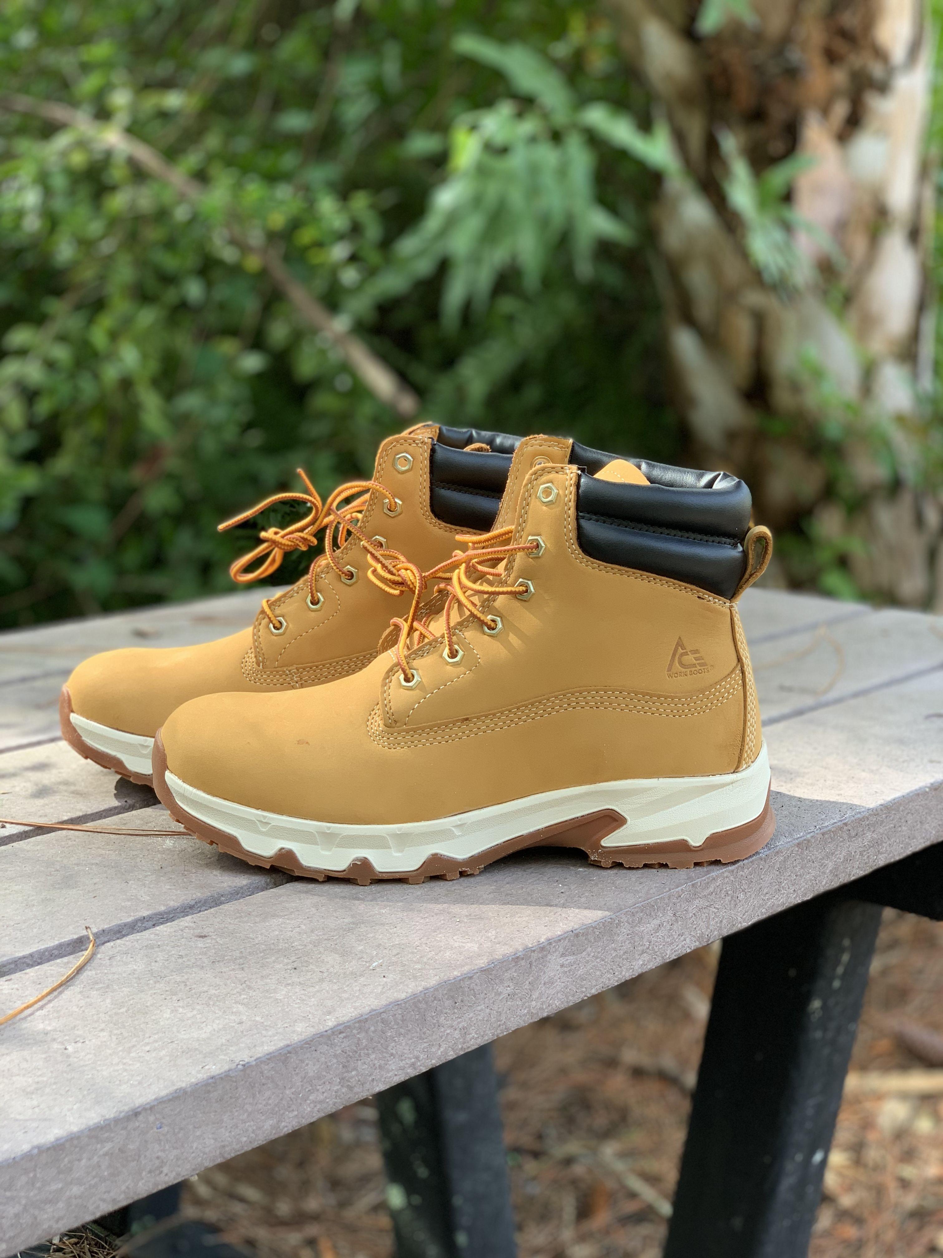 mens slip resistant work boots