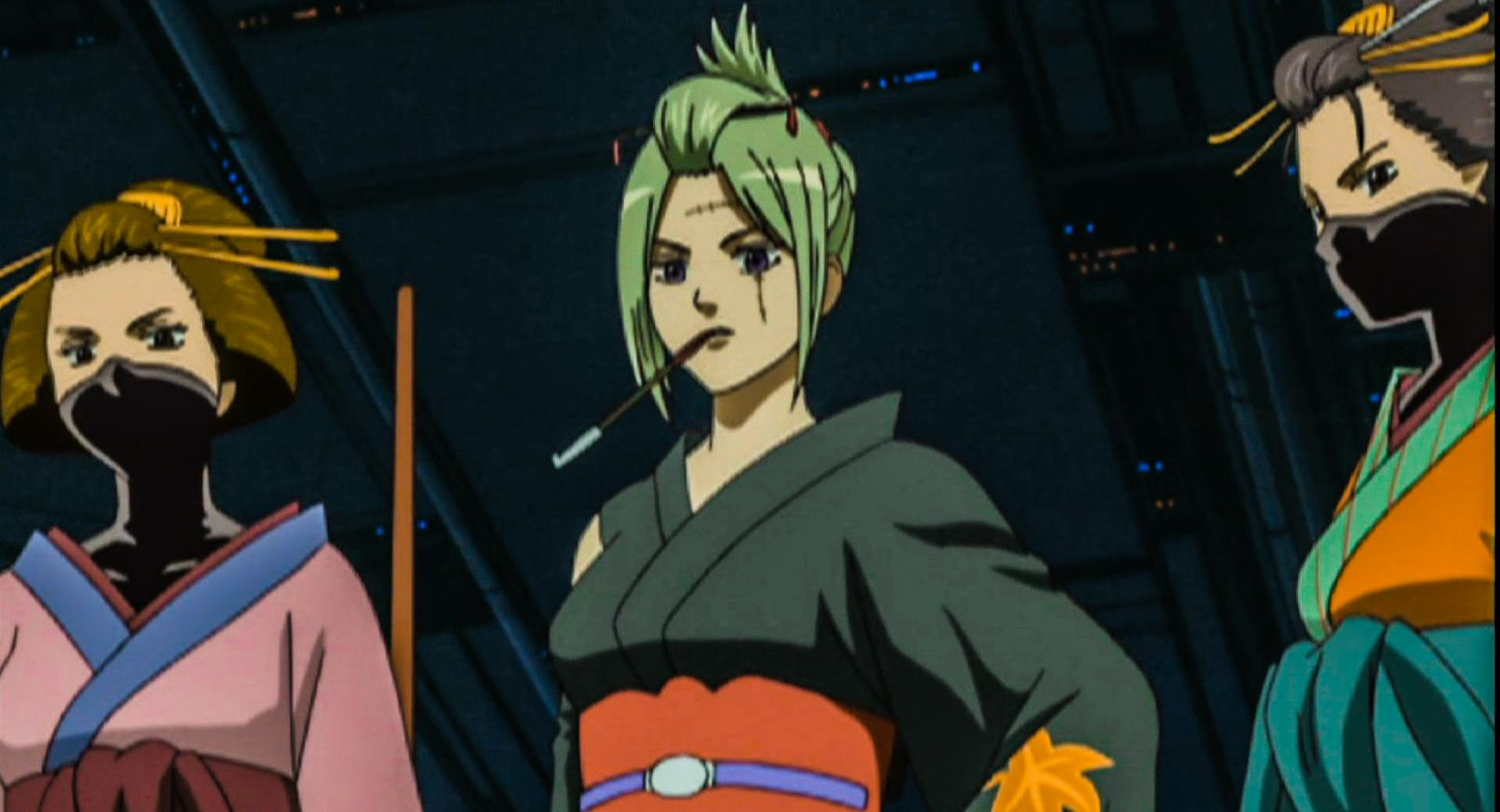 yoshiwara Anime reviews, Anime