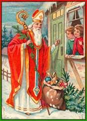 Happy Saint Nicholas Day! - Tales from the Bonny Blue House